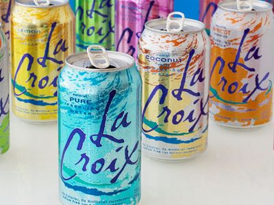 Now Stocking La Croix Natural Sparkling Water!